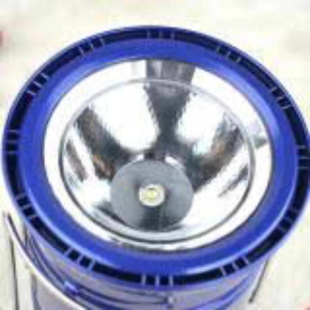 ... Lampu Emergency - Lentera Camping Powerbank Solar + Senter 5800 - 4 ...