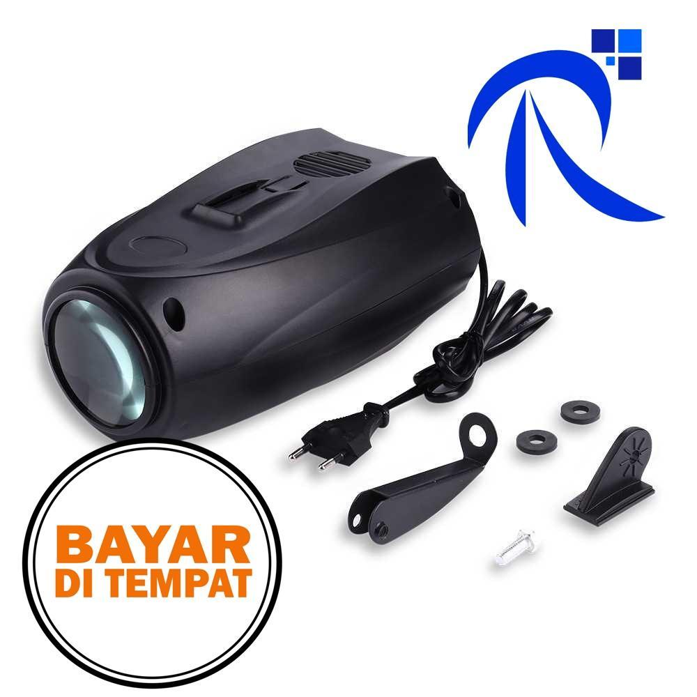 Rimas COD Lampu Sorot Laser Panggung untuk Lightning Sound System - JGWTD - Black / Hitam