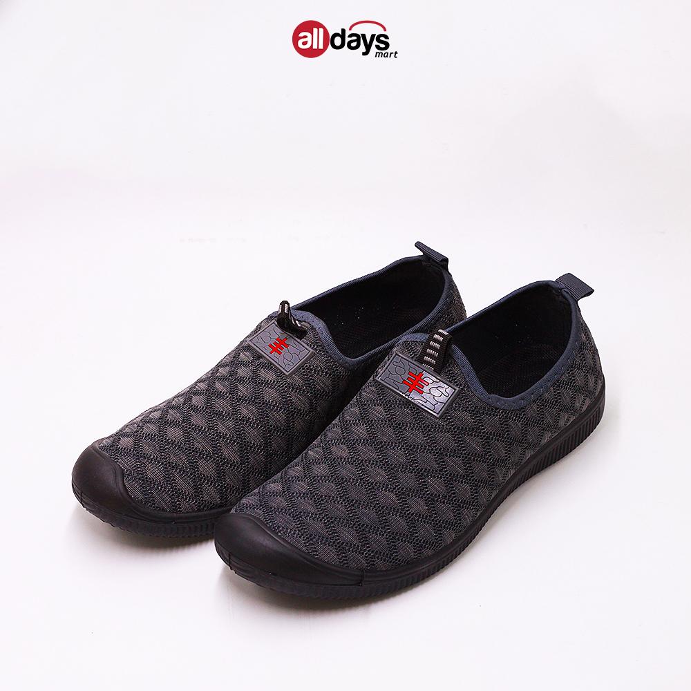 faster sepatu slip on casual pria 1910-029 size 40-45
