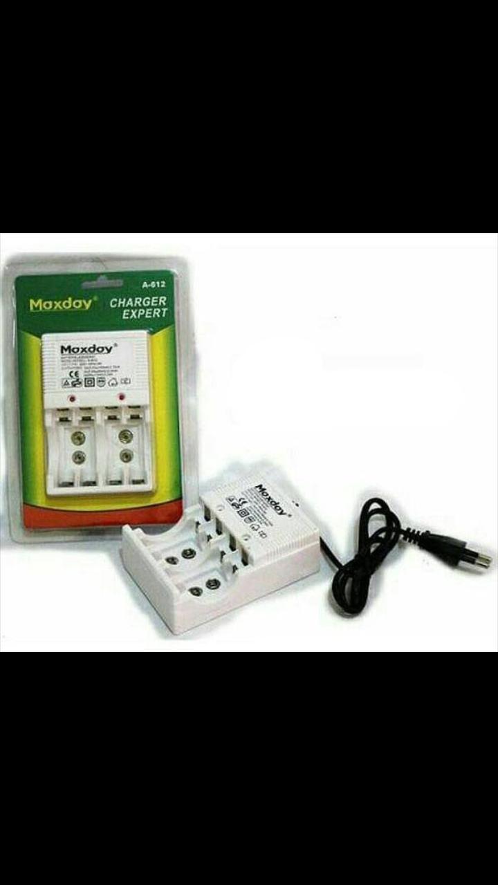 Charger Baterai md 201 original ADAPTOR alat cas casan baterai A2 A3 charger EXPERT batok charge