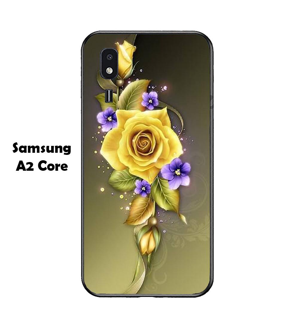 Intristore Fashion Printing Case For Samsung Galaxy A2 Core - 9