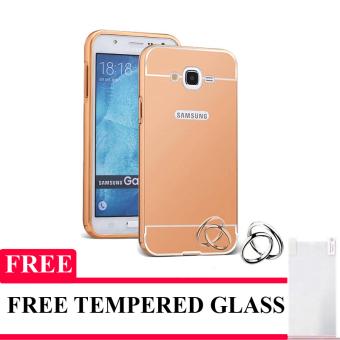 ... Free Tempered Glass Daftar Harga Source · Case Aluminium Bumper Mirror For Vivo Y31 Rose Gold Source Bumper Mirror Untuk Samsung Galaxy A5