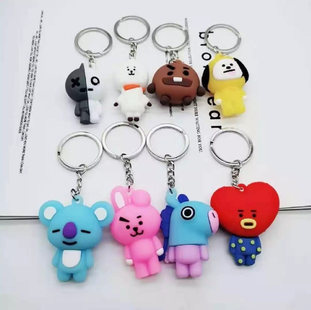 diary bt21 gembok notebook bts bt21 tata cooky chimmy mank koya shooky rj van