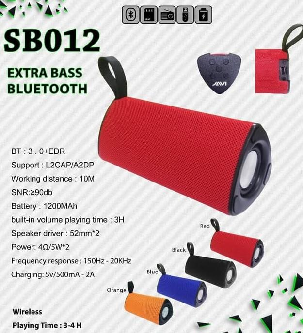 Review Syf Shop Speaker Bluetooth Portable Wireless Super