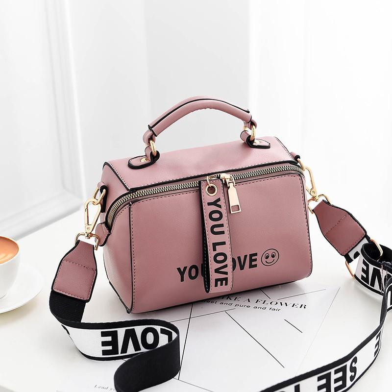 q2542 tas tangan import wanita  handbag selempang branded korea  original batam 2020