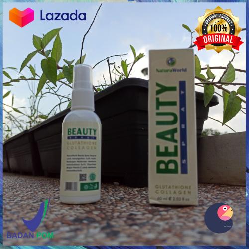 natura beauty spray / naturaworld original 100% bpom