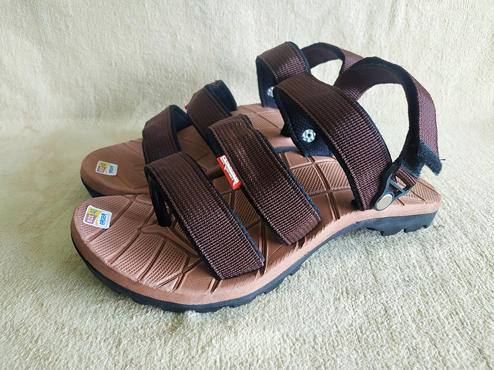sandal gunung ban 3 kayley full coklat 39 – 43