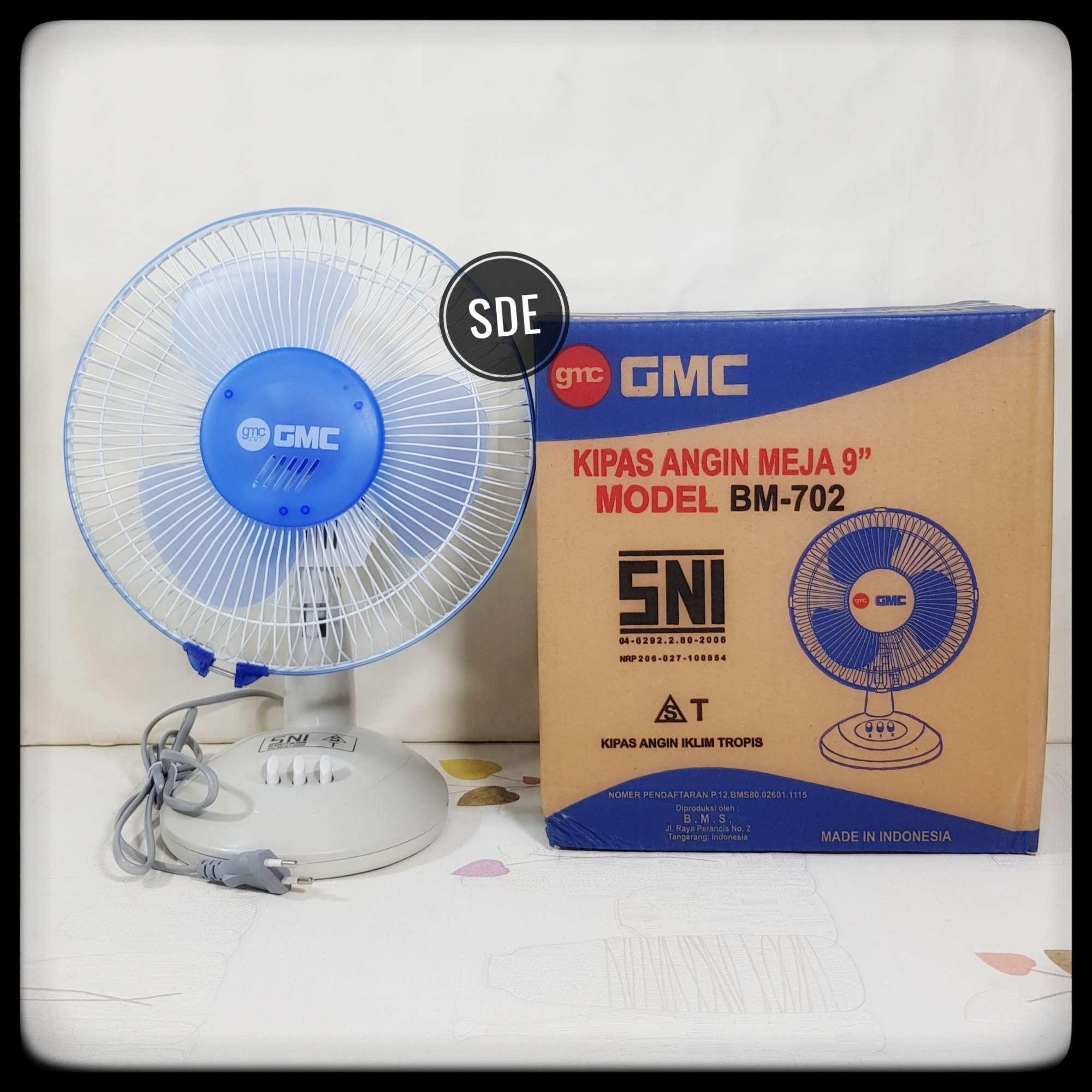 kipas angin meja gmc 702 9 inchdesk fan gmc 9 inchkipas angin desk fan