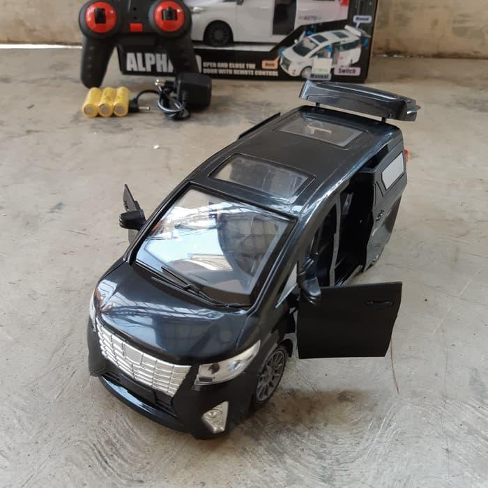... RC CAR ALPHARD BATRE CAS EDUKASI MAINAN MOBIL REMOTE CONTROL ANAK 3