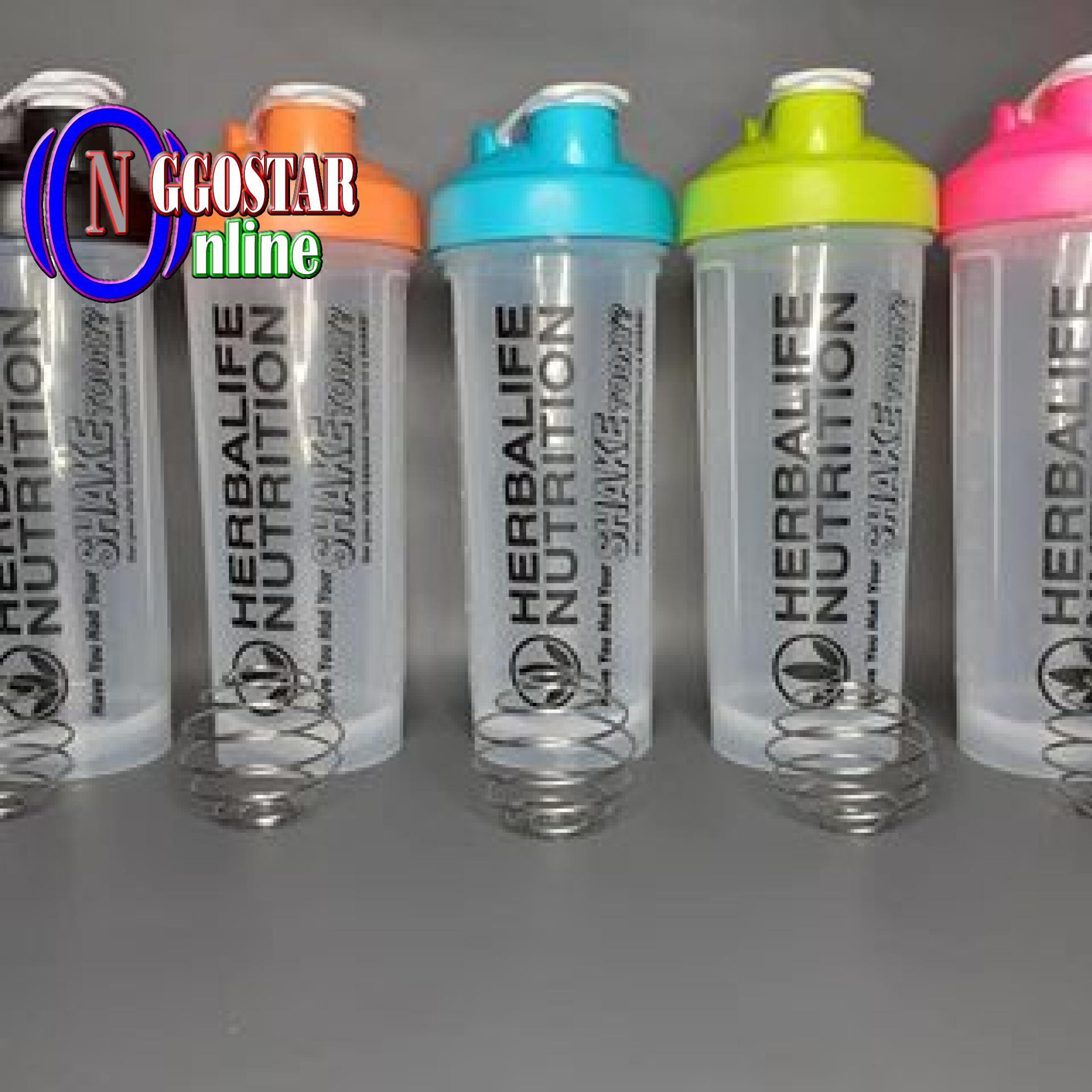 [cod] botol shaker herbalife 750ml – original 100% herbalife