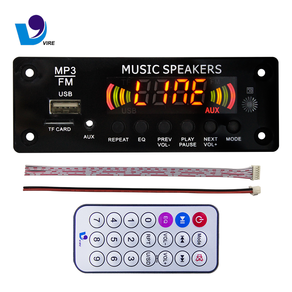 mp3 modul bluetooth fm radio 12v splash screen