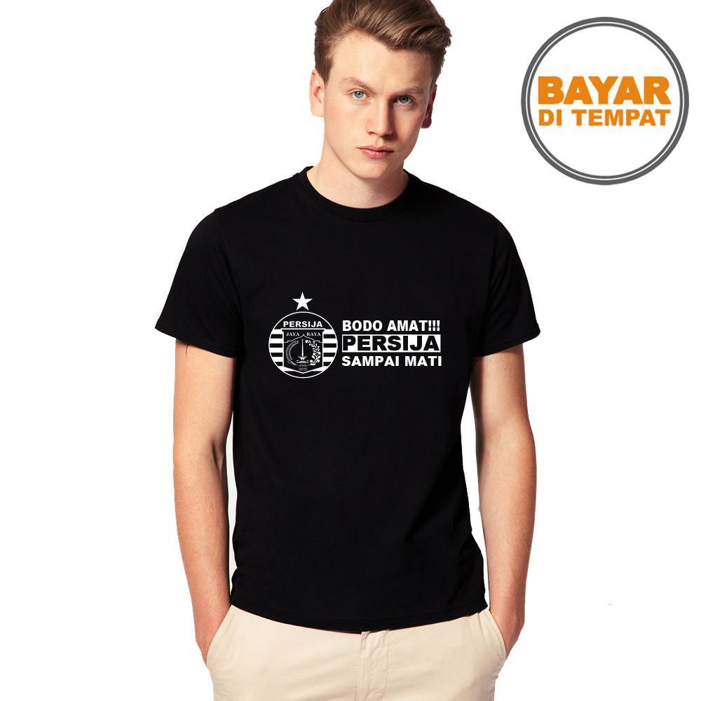 Kaos Dewasa   T-Shirt Distro   Kaos pria   Tshirt pria   Baju Persija b0e030a812