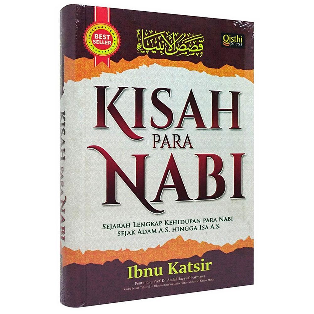 kisah para nabi hard cover – qisthi press