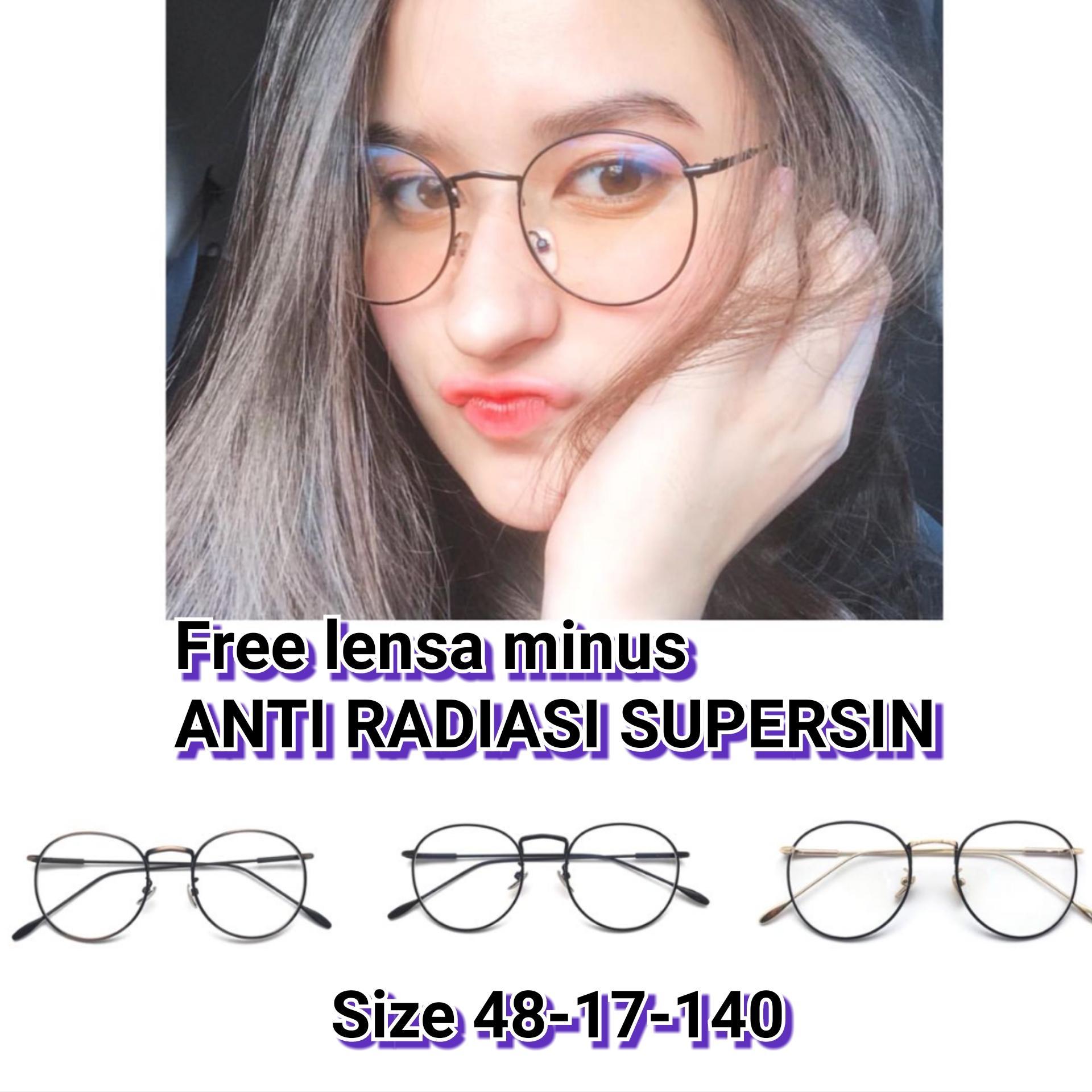 ... Frame Kacamata 3213 ursula kacamata minus   plus  cylinder kacamata  anti radiasi - 3 689150e295
