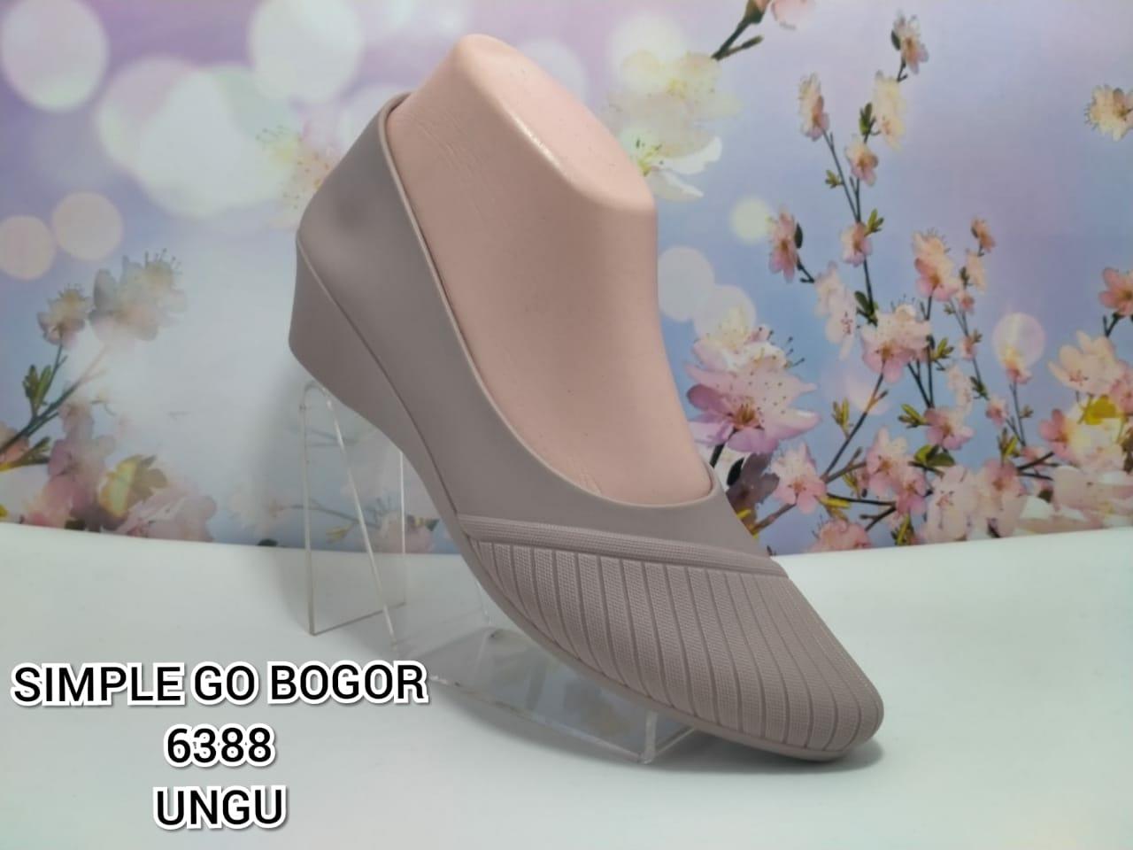 sandal import wanita model flat kasual nyaman modis karis 2010-2 uk 37-41