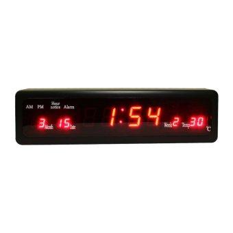 ... Daftar Harga Terbaru dan Source · Caixing Jam Dinding Digital CX808  Merah 701a04963f