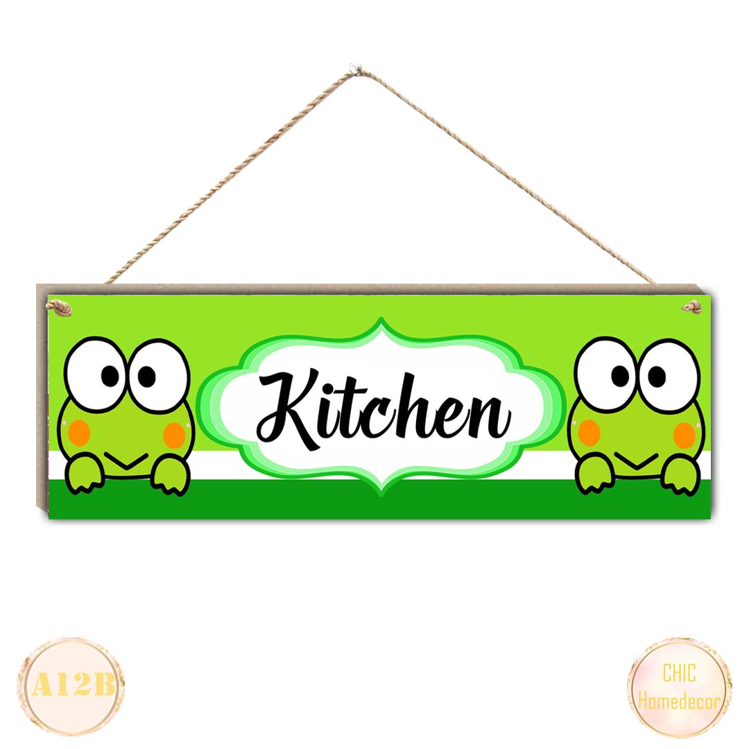 chic homedecor hiasan dinding dapur pajangan walldecor kitchen quote x14