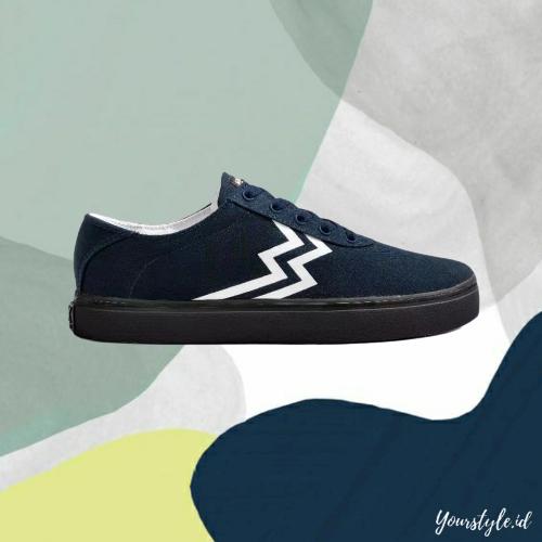 yourstyle.id – sepatu sneakers pria geoff max original type vista sol black navy royal merah