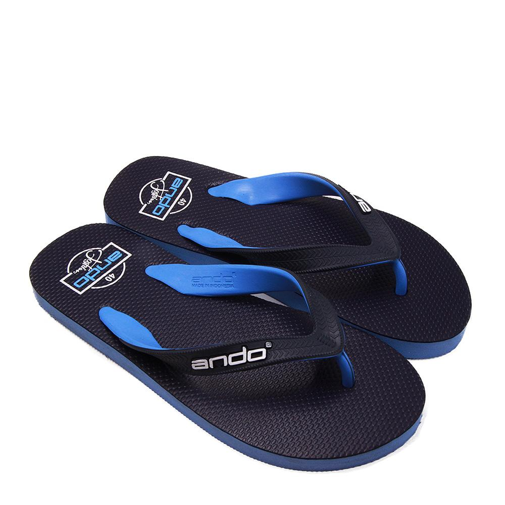 Ando Sandal Jepit Casual Pria Hawaii Fashion 02 Size 38-42