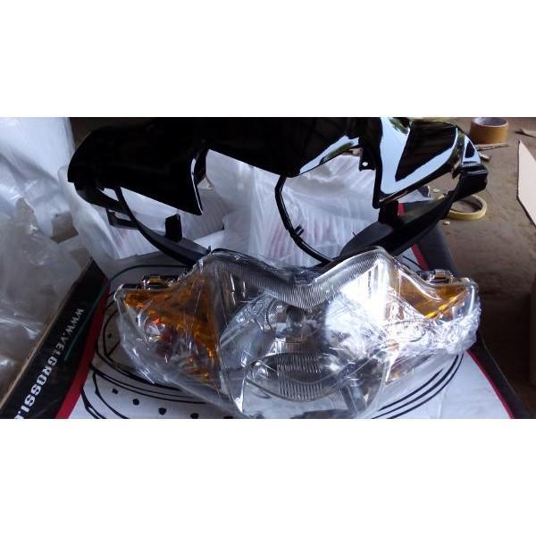 Detail Gambar Terlaris satu set pala Depan belakang lampu Honda Revo absolut Terbaru