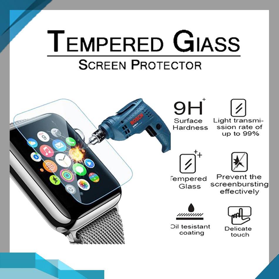 Tempered Glass Apple Watch 38mm - Screen Protector Apple Watch Pelindung Layar Kaca .