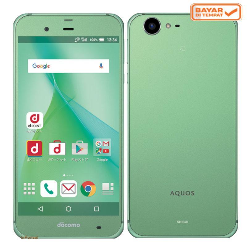 Review Sale Sharp Aquos Zeta Sh 01f Bekas Hp Handphone Dan