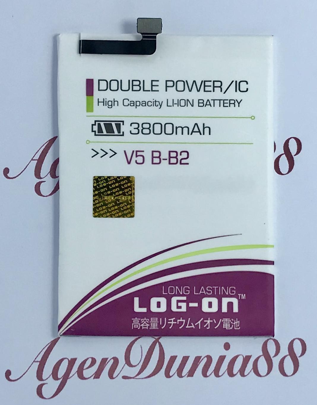 ... BATERAI FOR VIVO V5 - B-B2 - LOG ON ORIGINAL DOUBLE POWER BATTERY ...