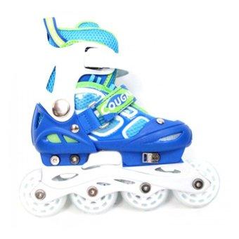 Cougar Inline Skate Sepatu Roda C1 Blu Size 35 38 - Harga Terkini ... f33ad4647c