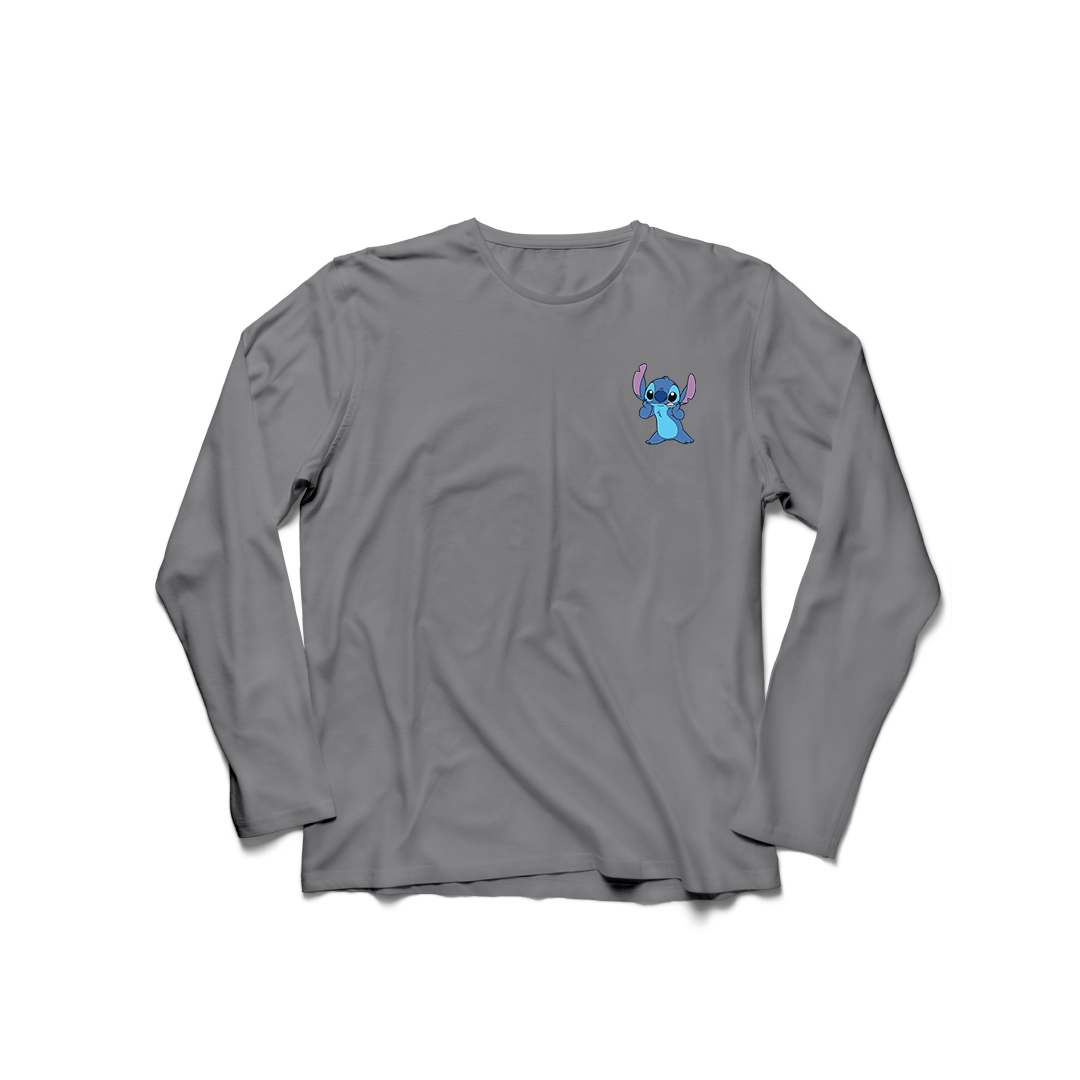 minara – kaos baju t-shirt stitch lengan panjang cewek cotton combad premium / kaos wanita / tshirt cewe  / kaos oblong / trending shirt