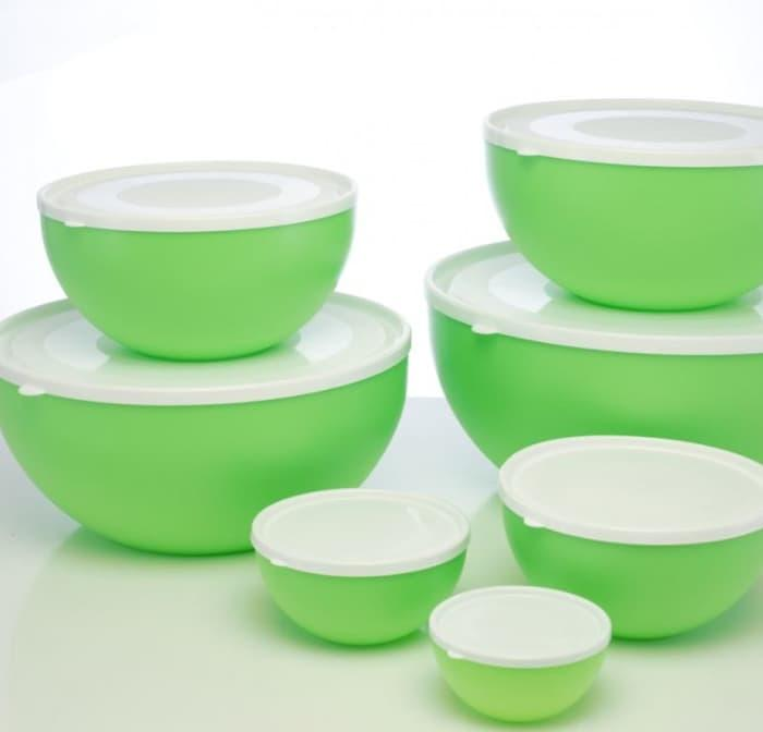 The Product Pictures Vienna Bowl Set Paket Keluarga Dusdusan Rantang Bentuk Mangkok Besar Newest Product