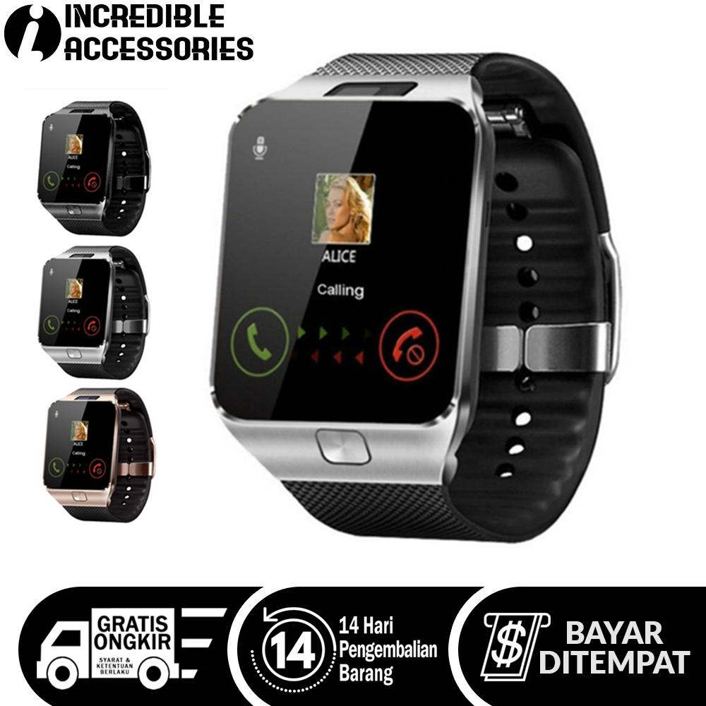 great smartwatch u9 / dz09 bluetooth with sim card micro sd slot for android smartphone