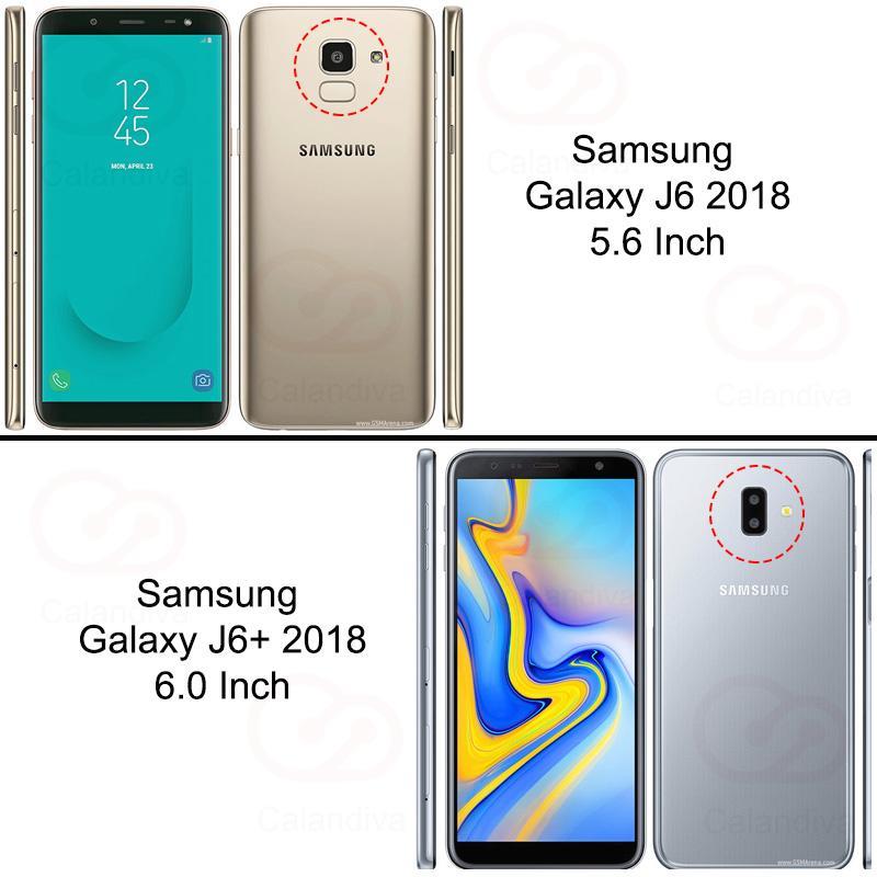Features Calandiva Case Samsung Galaxy J6 Plus 2018 J6 6 0 Inch
