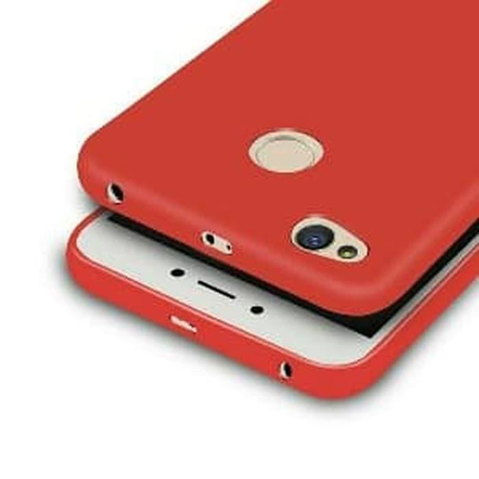 Xiaomi Redmi 4X Case Slim Matte Gea Baby Skin Hardcase Hard Back Soft