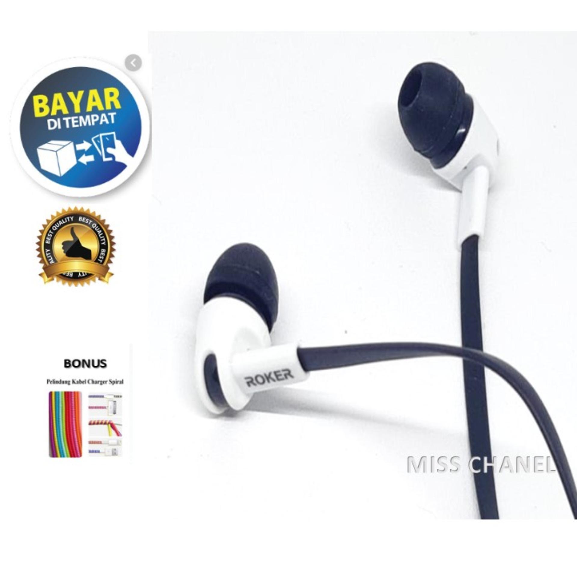 suara mantap jernih.. earphone merk robot bisa dipakai semua hp headset