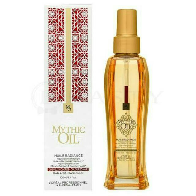loreal mythic oil hair nourishing oil intensive treatment original 100ml