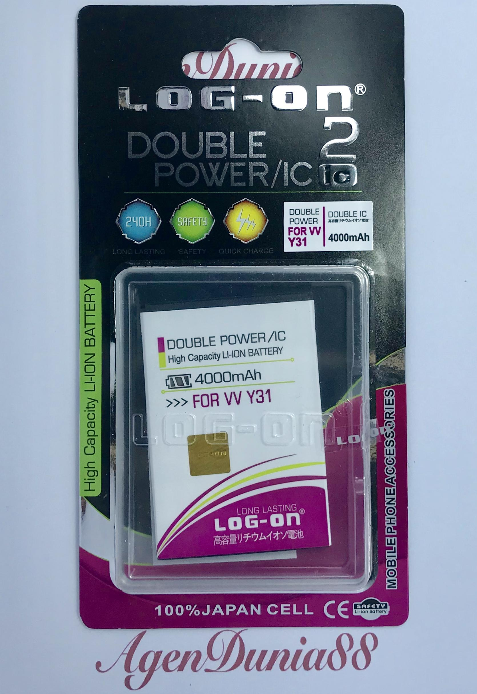 Review Log On Battery Double Power Vivo Y53 B C1 Dan Harga