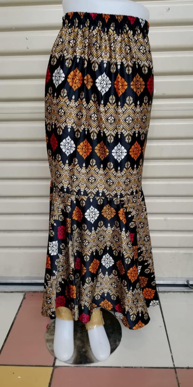rok / rok duyung / rok duyung batik panjang / rok kebaya modern