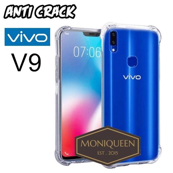 Vivo V9 Anti Crack Case Casing / Anticrack case softcase vivo V9
