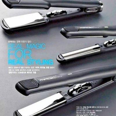 catokan titanium korea/ alat catok titanium magic mirror ii original / catok lurus / klintong