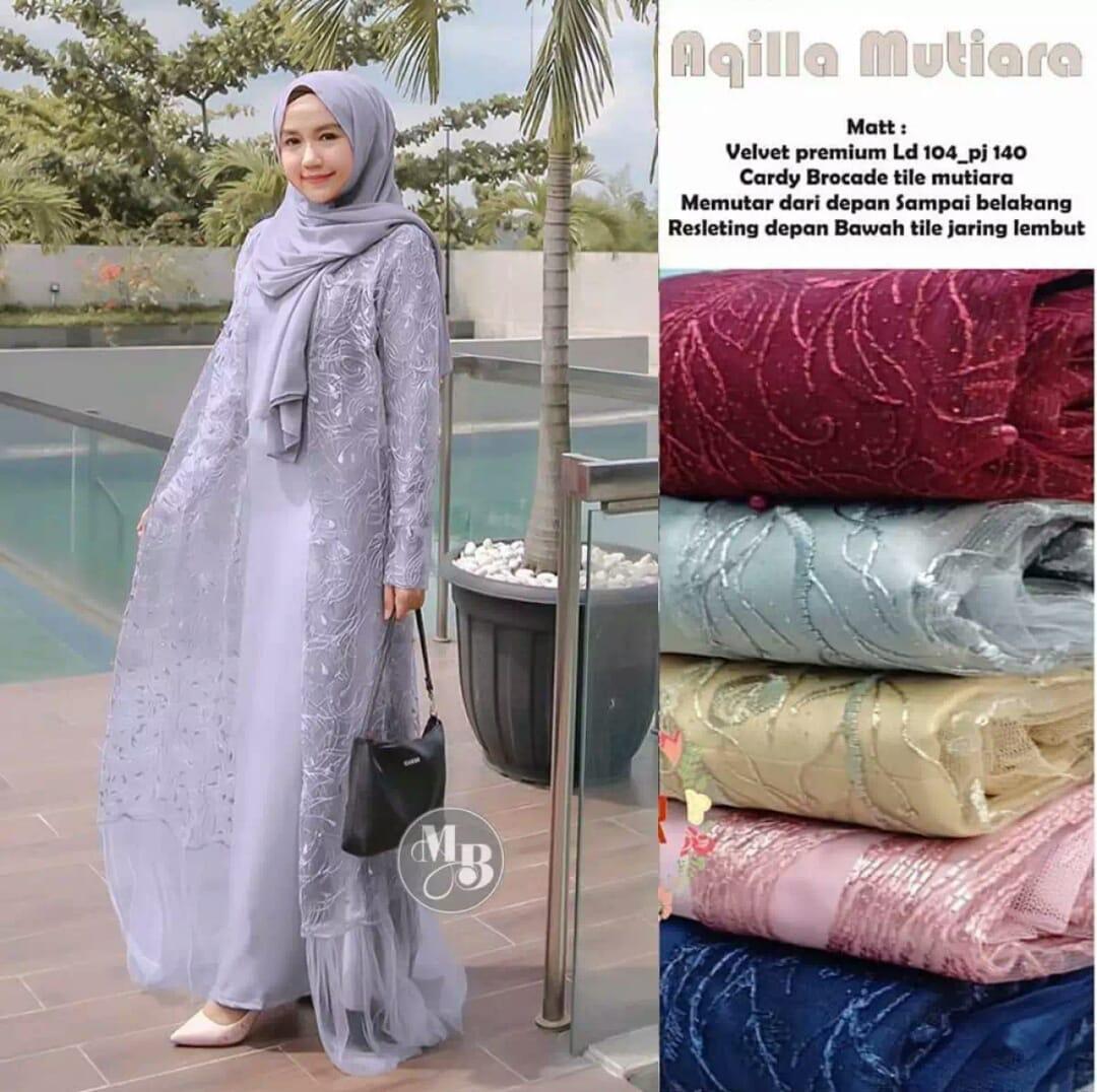 gamis best er  (cod)-baju muslim cewek/baju muslim/gamis wanita/gamis wanita  bagus/gamis ibu ibu/gamis lebaran 2020 kebaya modern /kebaya muslim modern/baju muslim remaja/baju muslim brukat/gamis muslim/gamis aqiilla mutiara