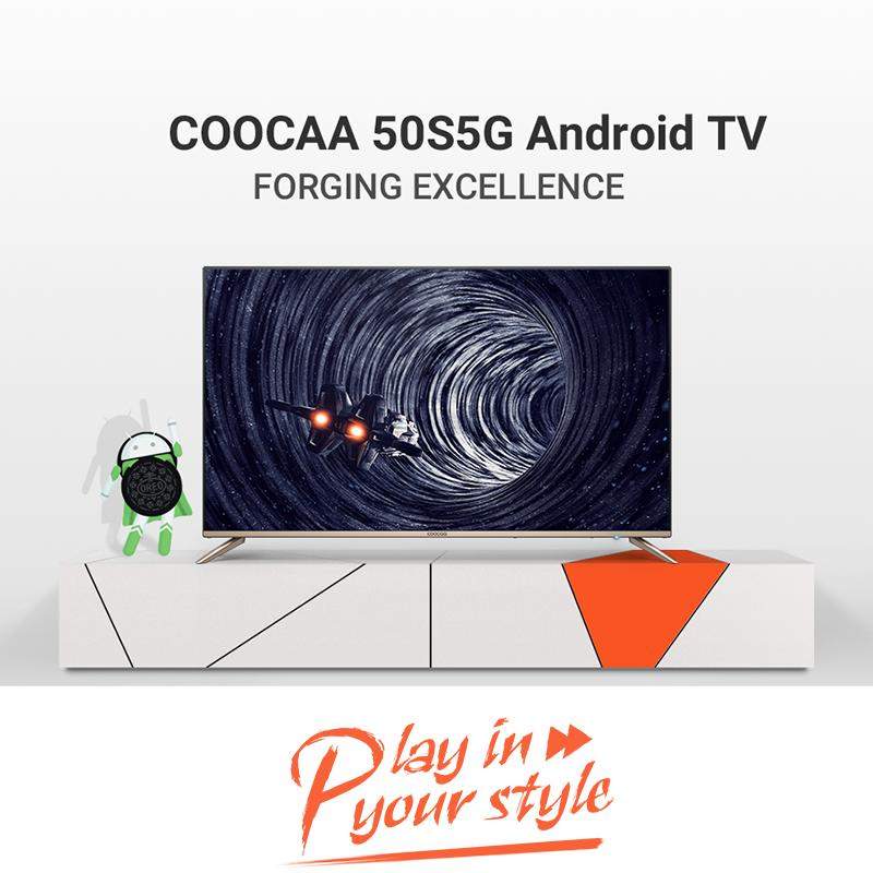 Review Coocaa Led Tv 50 Inch 4k Android Smart Tv Wifi Ultra Hd