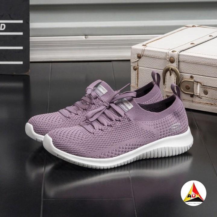 slip on skecher you shine 1 (statement) sepetu sneakers wanita slip sneakers santai wanita