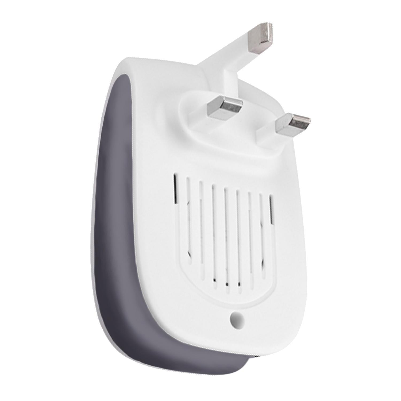 ... Vococal Ultrasonik Elektronik Anti Hama Serangga Nyamuk Kecoa Pembasmi Tikus - Intl - 5