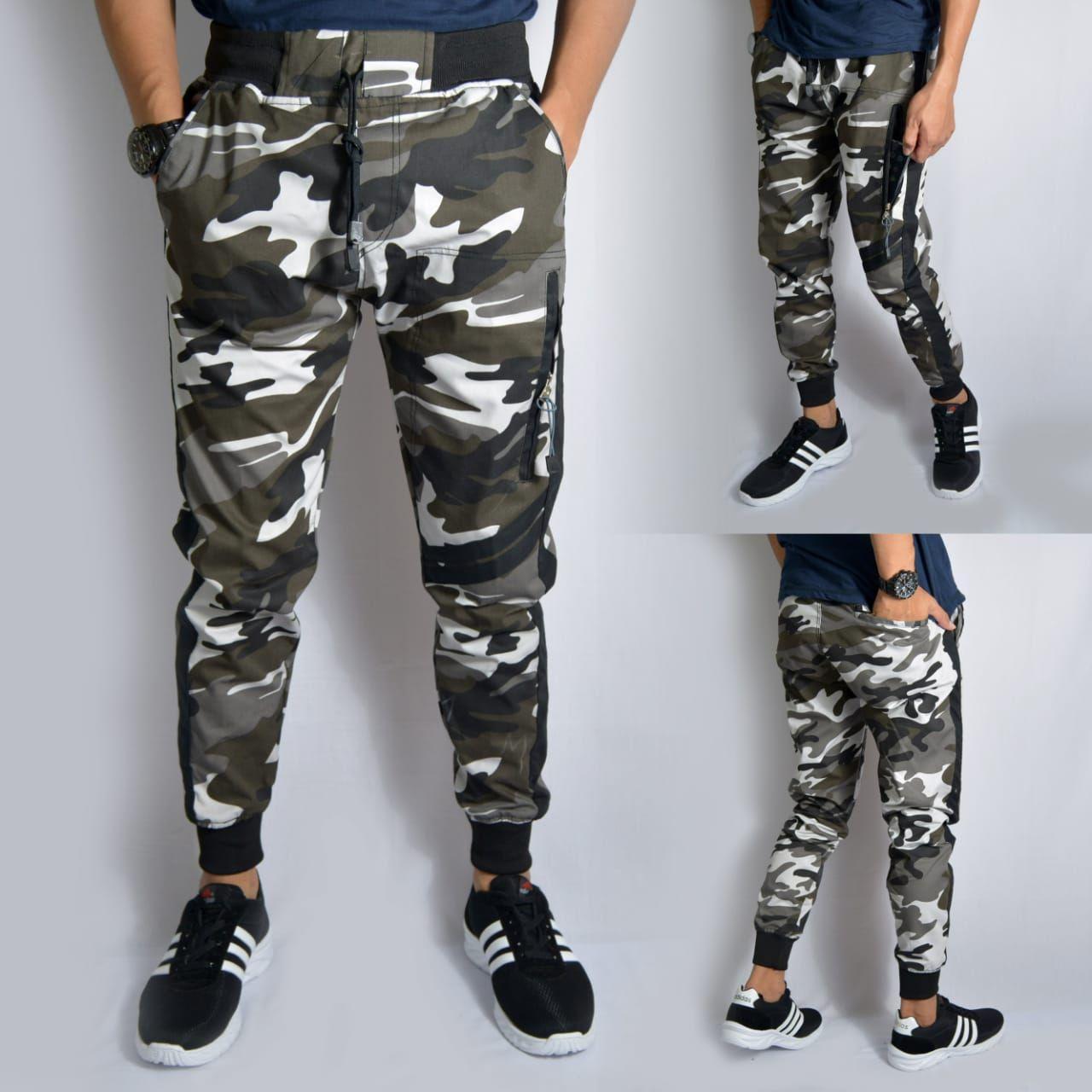 qls celana jogger /pantas/ cargo joger pantas/ army