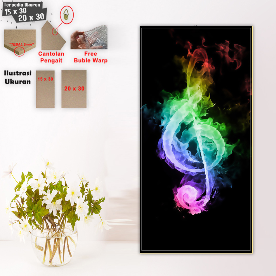 dd-002 dekorasi hiasan dinding poster kayu dekorasi rumah hiasan ber