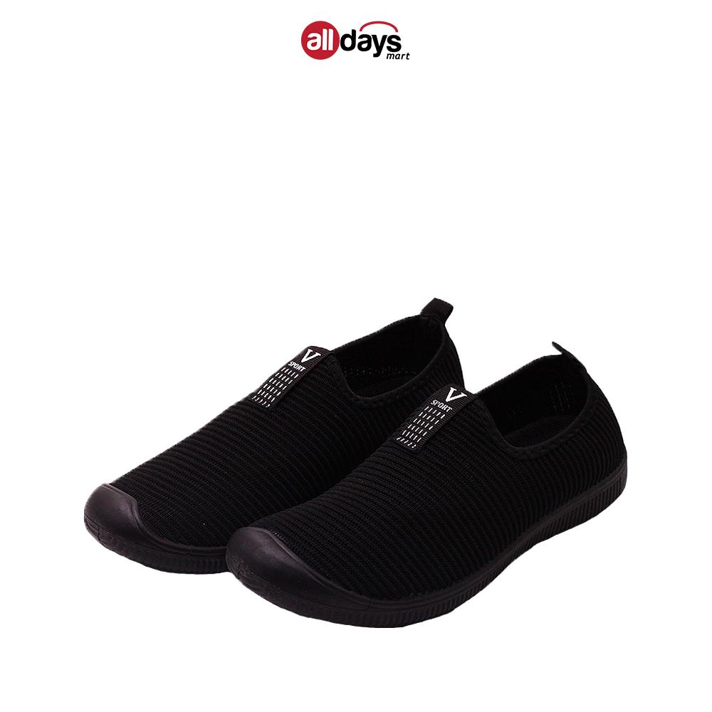 faster sepatu slip on casual pria 1910-127 size 40-45