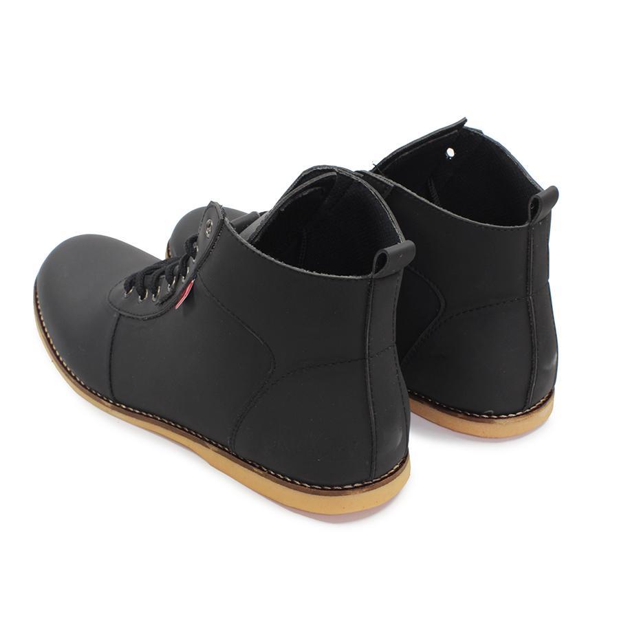 Detail Gambar kickers bandit sepatu semi boots pria formal murah Terbaru