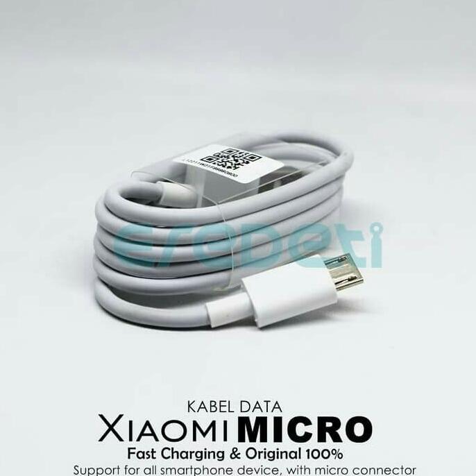 bayar tempat cod kabel data micro usb xiaomi mi 1 2 2s mi3 mi4 mi4i 4a redmi 3s 3 pro 4x prime note note 2 3 4 4x prime fast charging original kabel kable cable casan charger hp cas xiaomi ori