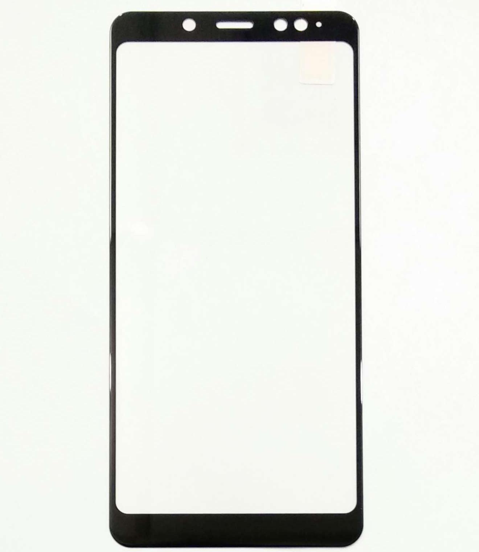 ... HMC Xiaomi Redmi Note 5 Pro Tempered Glass - 2.5D Full Screen - Lis Black ...
