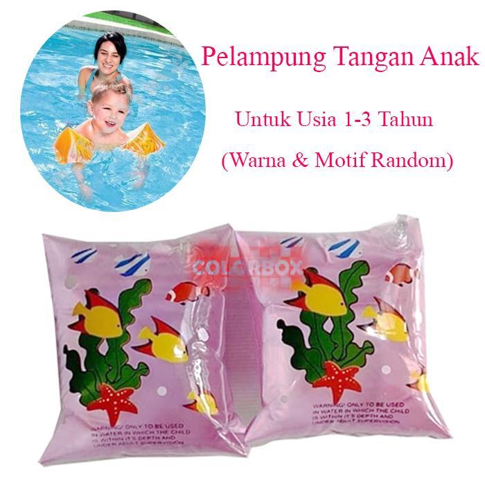 MR 1 Pasang Pelampung Ban Tangan Anak / Ban Lengan / Arm Band Swimming / Ban